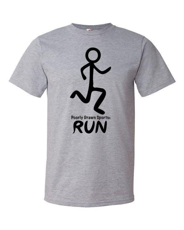"""""""Run"""" Short sleeve t-shirt"""