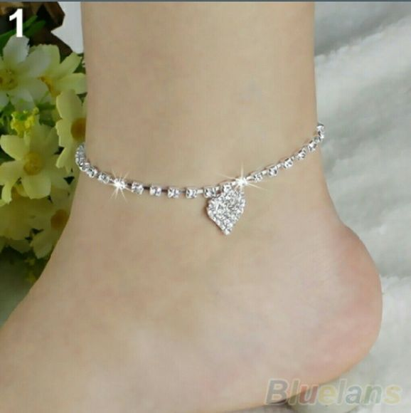 anklet mothers vintage you collection diamonte young forever buy day anklets cool retro stylish dp lace gifts black