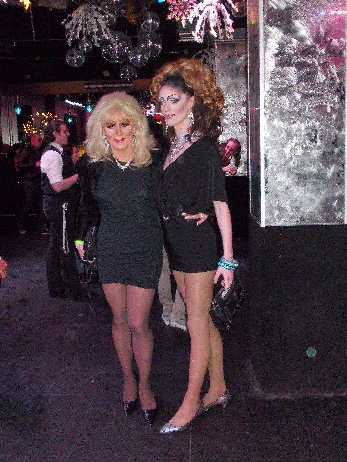 Sweet wednesday transvestite club london