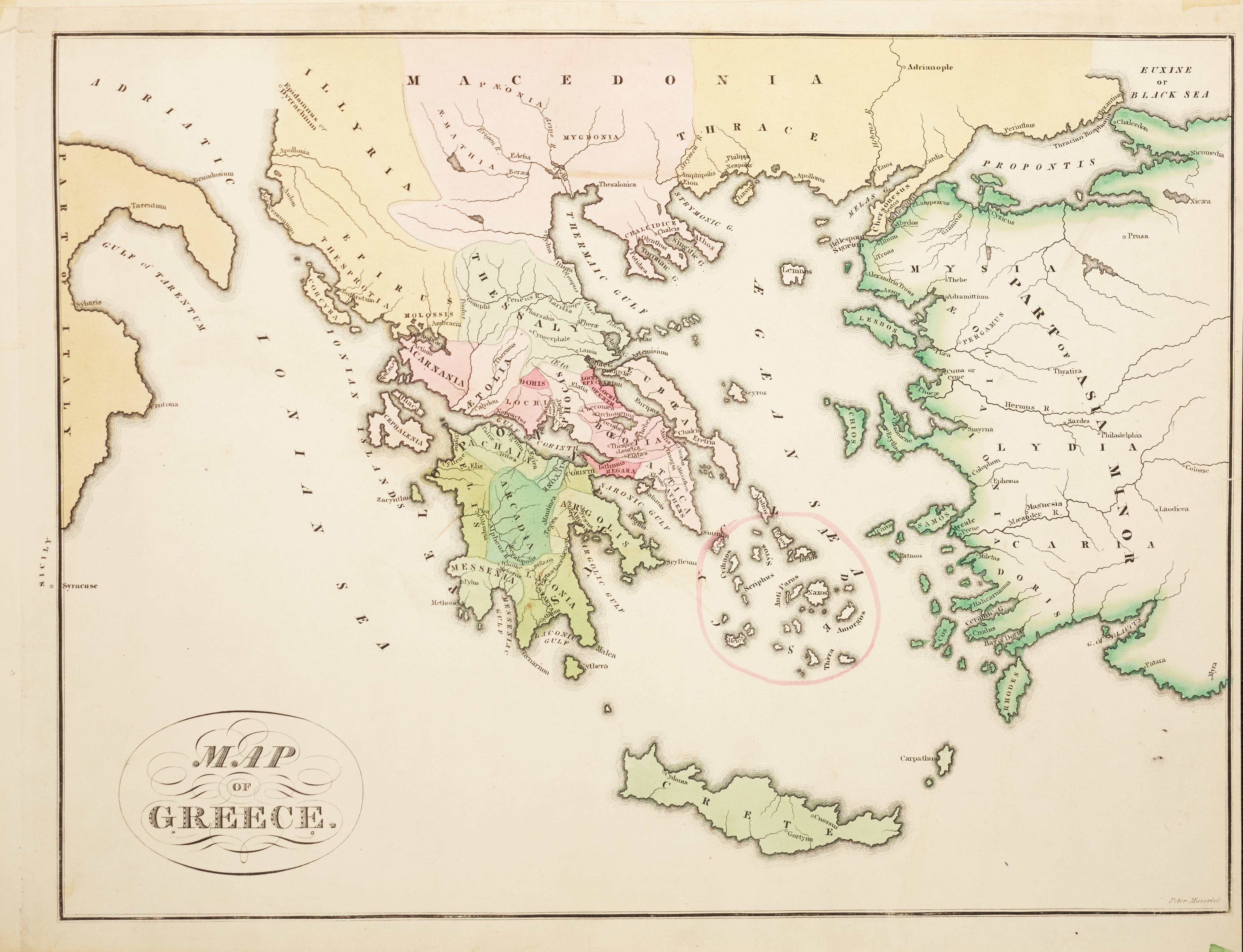 Map of greece 1828 old maps pinterest explore old maps world history and more map of greece 1828 sciox Gallery