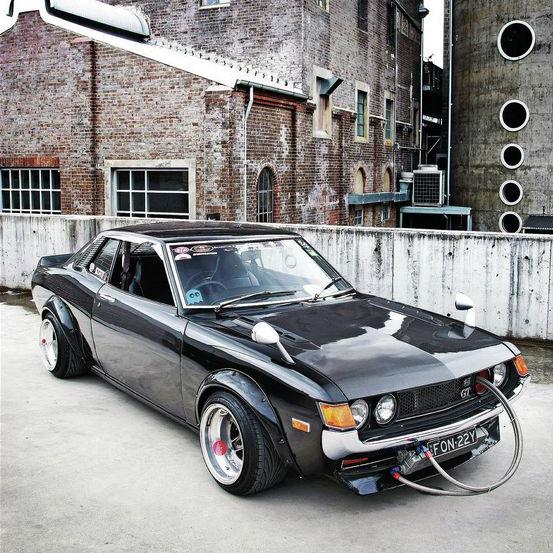 Los Primeros Diseños Del Toyota Celica Vieron La Luz En 1967 Y Nos
