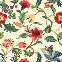 Lucy Eden Fl Foliage By Pattern Fabric Calico Corners