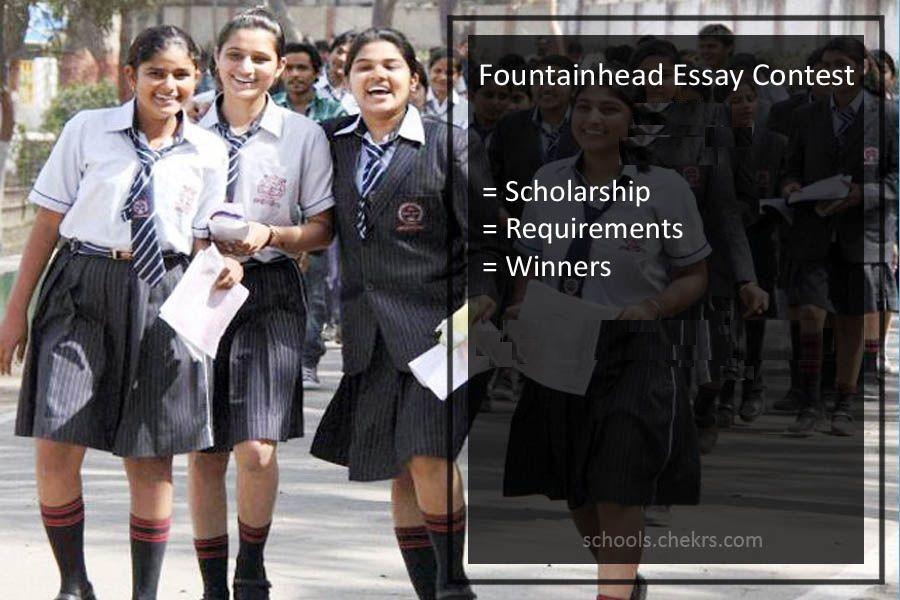 Fountainhead Essay Contest Scholarship 2018 Aynrand Org Scholarships