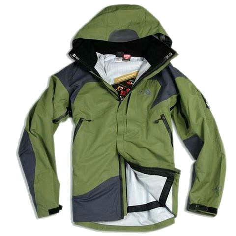 Cheap North Face Mens Triclimate 3 In 1 Jacket Green