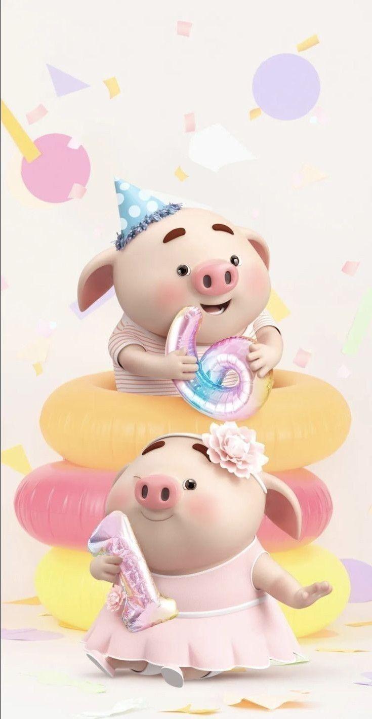 💖💖Cute pig 🔥🔥