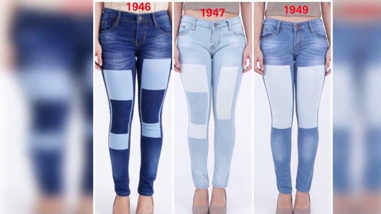 Terbaik Style Celana Jeans Wanita Kekinian Di Tahun 2019 Jeans Stretch Jeans Skinny Jeans
