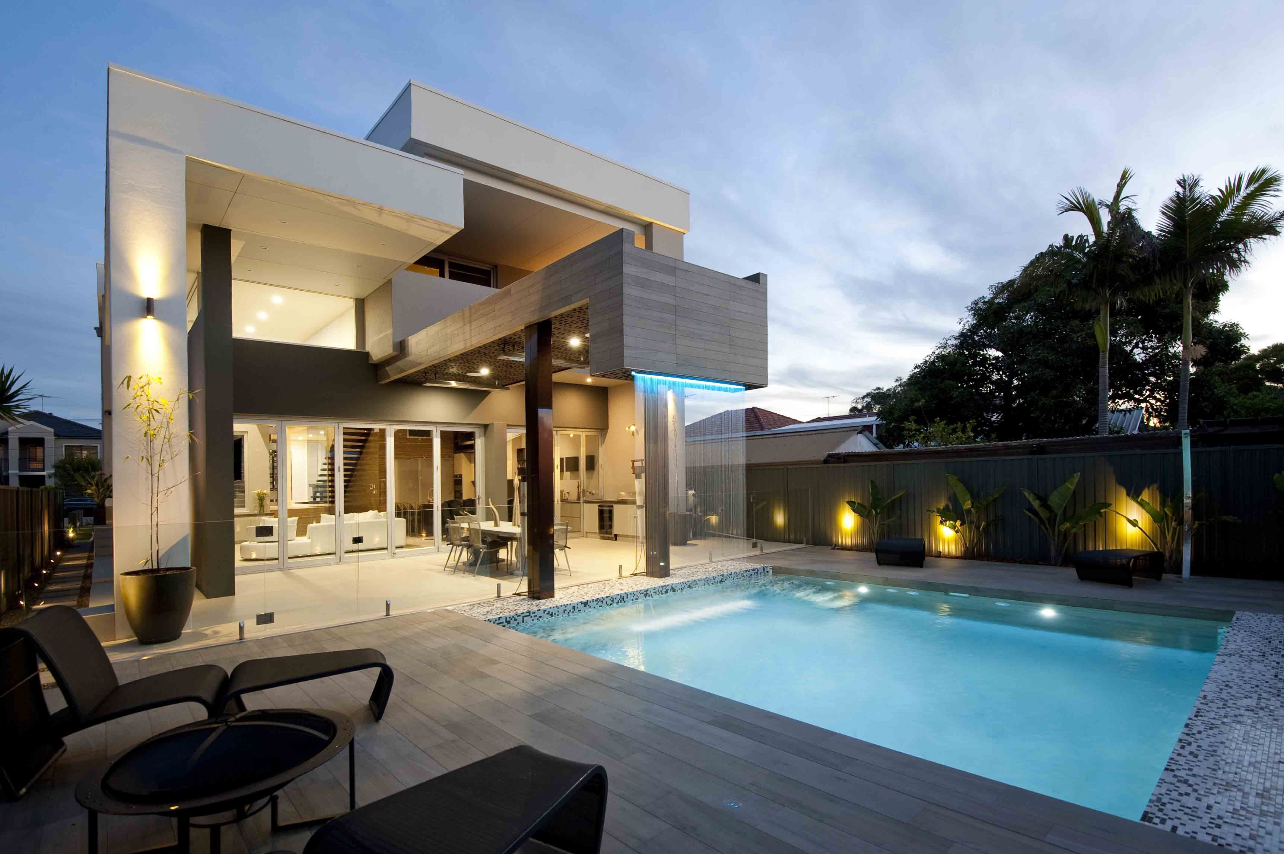 Modern Masterpiece In 2020 Luxury Homes Luxury House Designs Contemporary House Design