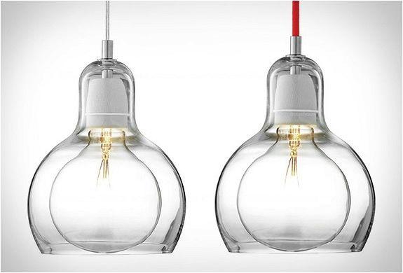 Lampa Wisząca Mega Bulb Sr2 Lunatic Nowoczesne