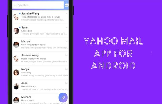 See the Yahoo Mail App for Android Boost Approved (With
