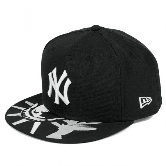 Cap Collector One X New Era Statue Of Liberty Pack Hats For Men Fitted Hats Snapback Hats