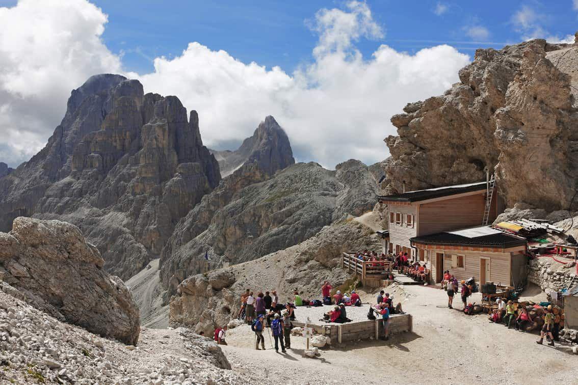 Val di FASSA, orizzonti sulle DOLOMITI | Trekking.it ...