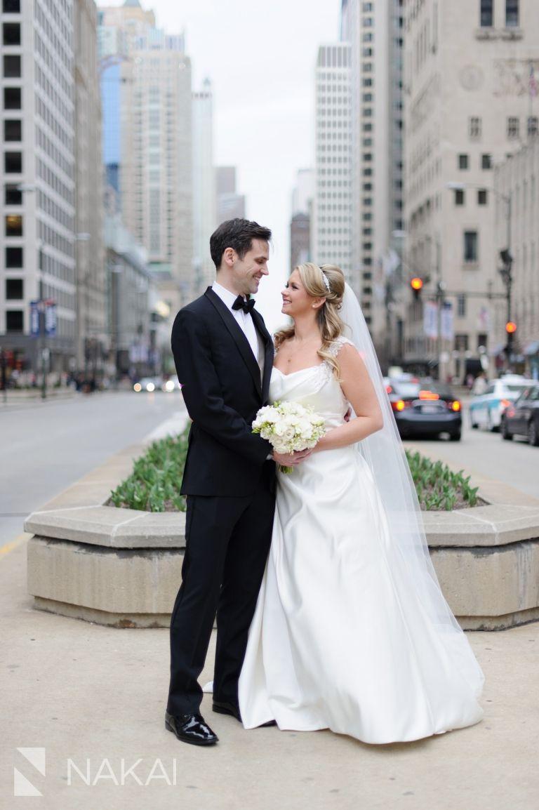 Chicago wedding dresses  Intercontinental Chicago Wedding Photos  Marnie  Morgan  Best