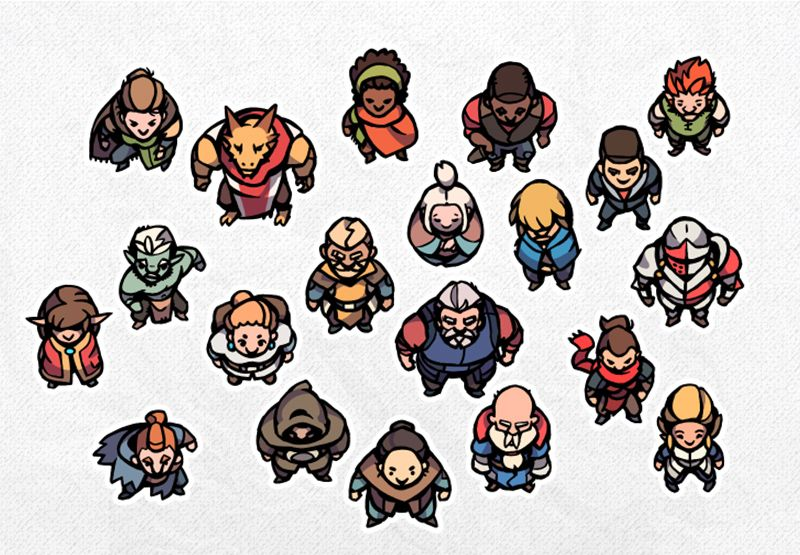 Hero / Player Character Tokens and Token Editor by 2