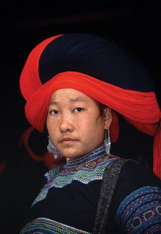Hill tribe woman - Vietnam