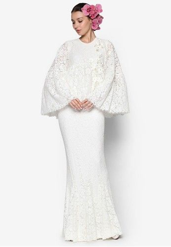Pin By Mia Samsudin On Wedding Modest Wedding Gowns Fashion Dresses Dresses