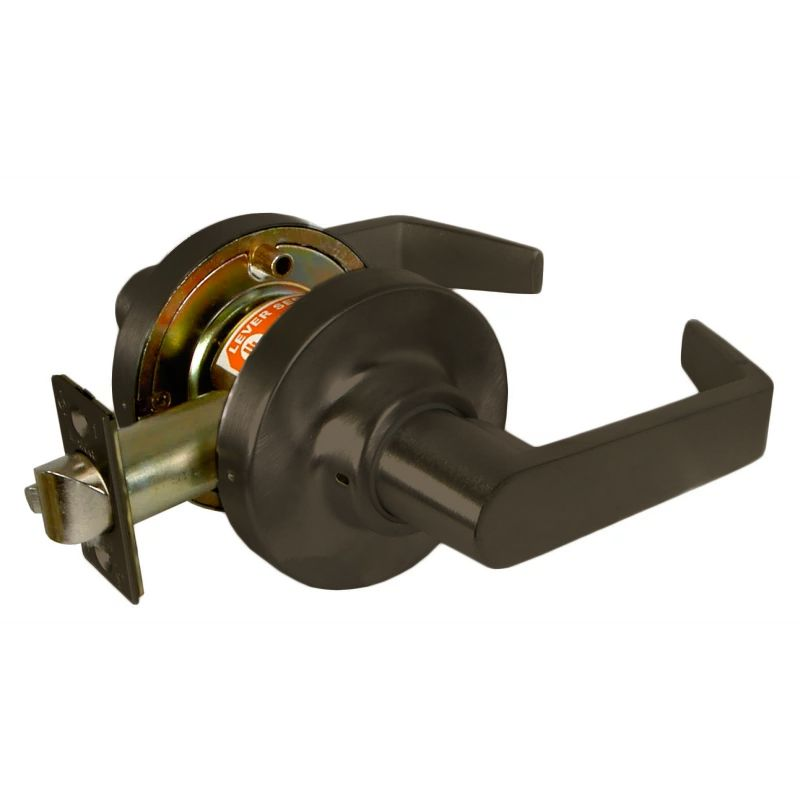 Marks 195n 10b Survivor Series Grade 1 Passage Cylindrical Lever Lock Grade 1 Survivor Series Bronze