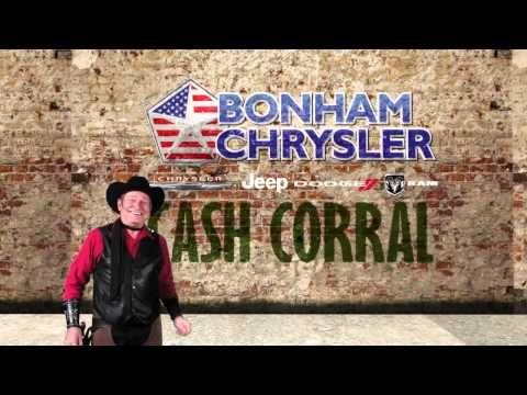 bonham hqdefault corral chrysler cash watch youtube