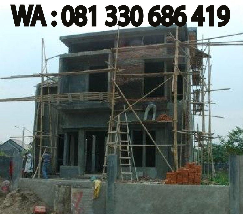 Jasa Bangun Rumah Murah Di Surabaya Jasa Renovasi Rumah Murah Wa