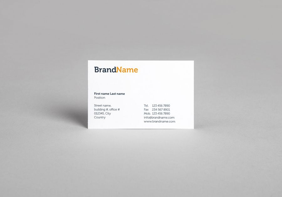 Business cards Mock-Ups + Templates | Stationery Mockups on Creative ...