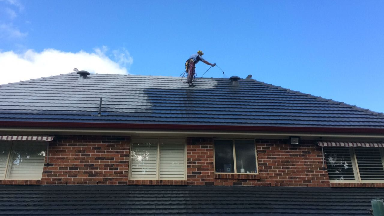 Many Homeowners Pay Less Attention On The Roof And That S Why They Suffer More When You Are Looking For Roofpain In 2020 Roof Restoration Roof Paint Roofing Services