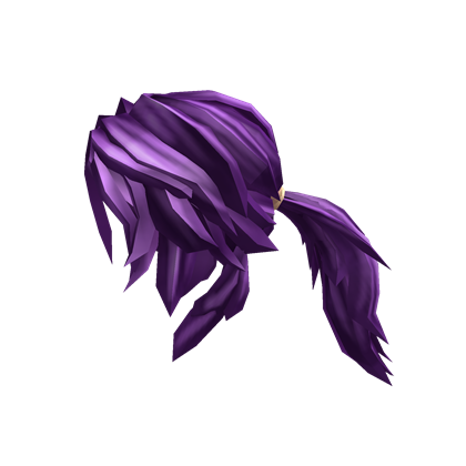 Purple Action Ponytail Roblox Pretty Girl Outfits Create An Avatar