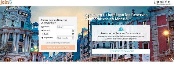 Joing Booking Opiniones Sobre Las Reservas Colectivas Agencias