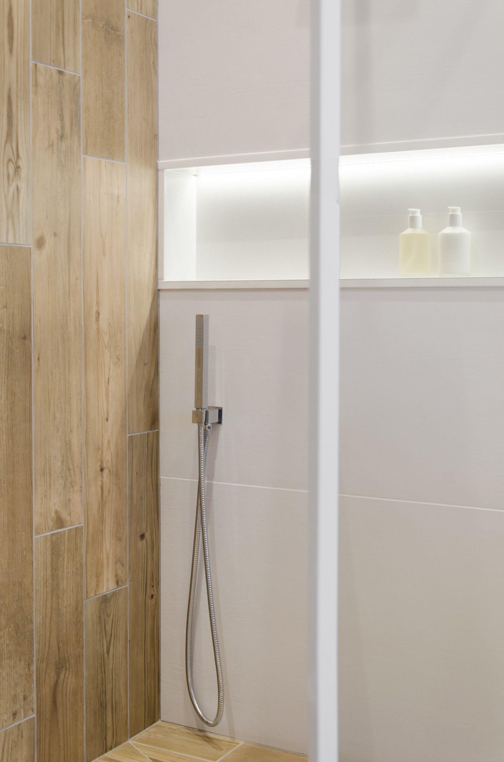 Scandinavian Bathroom, Birmingham - Cream & Black | Scandinavian ...
