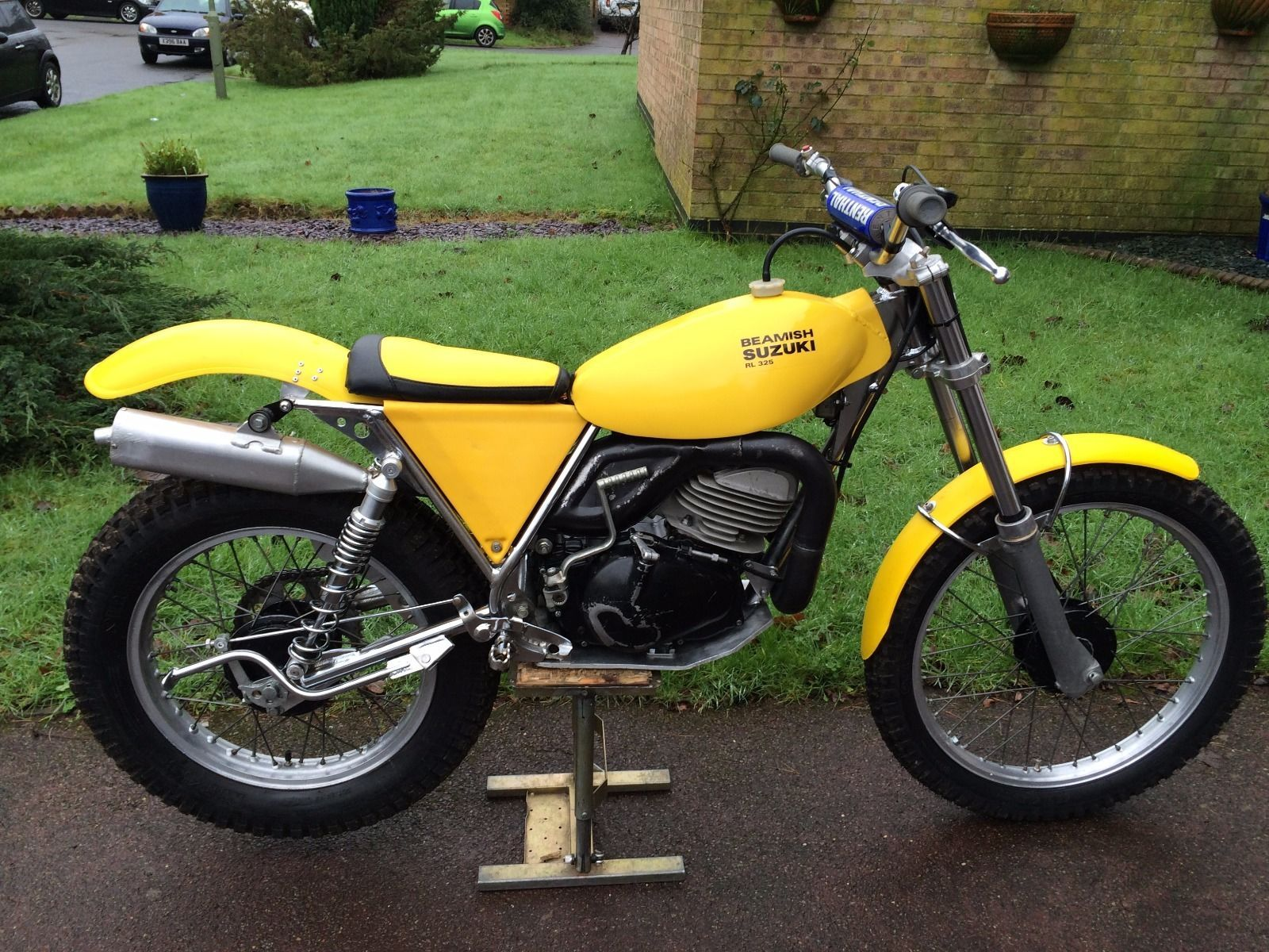 small resolution of suzuki rl beamish trials motorcycle for sale craigslist