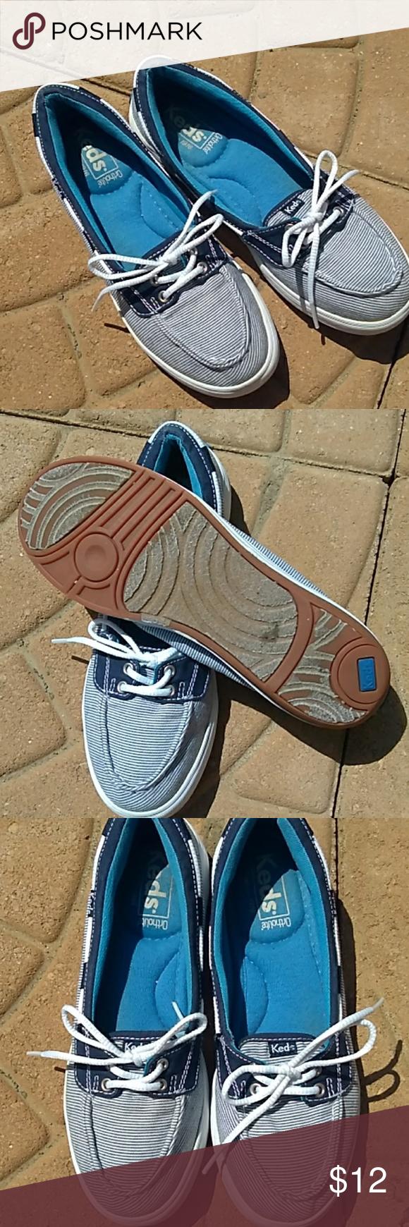 KEDS Ortholite boat shoes. in 2020