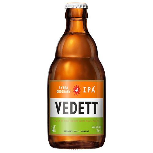 Bia Vedett IPA 5,5% - Chai 330ml