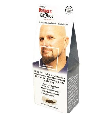 Godefroy Barbers Choice Beard & Mustache Color $6.95 Visit www ...
