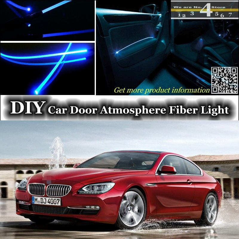 For Bmw 6 M6 F12 F13 Interior Ambient Light Tuning Atmosphere