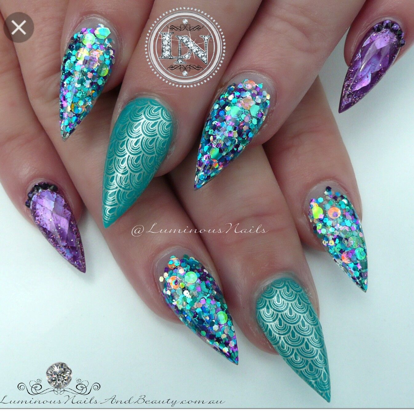 Pin de Princess en nails | Pinterest | Diseños de uñas, Arte de uñas ...