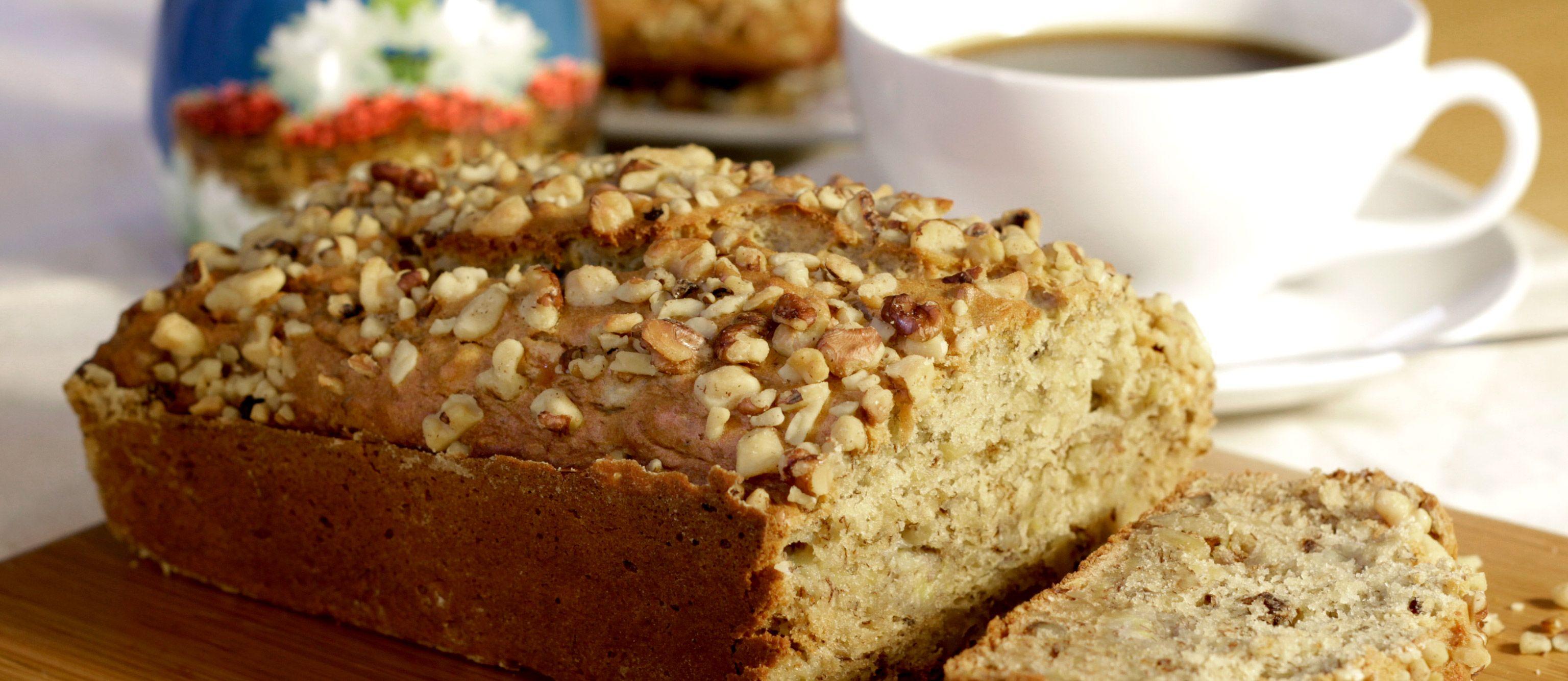 Una receta fácil y económica, que va a disfrutar toda la familia. Un pan exquisito, para acompañar una buena taza de café o chocolate caliente.