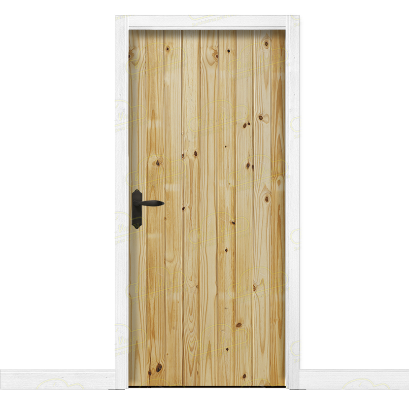 Puertas en block precios awesome puertas lacadas with for Precio puertas blancas