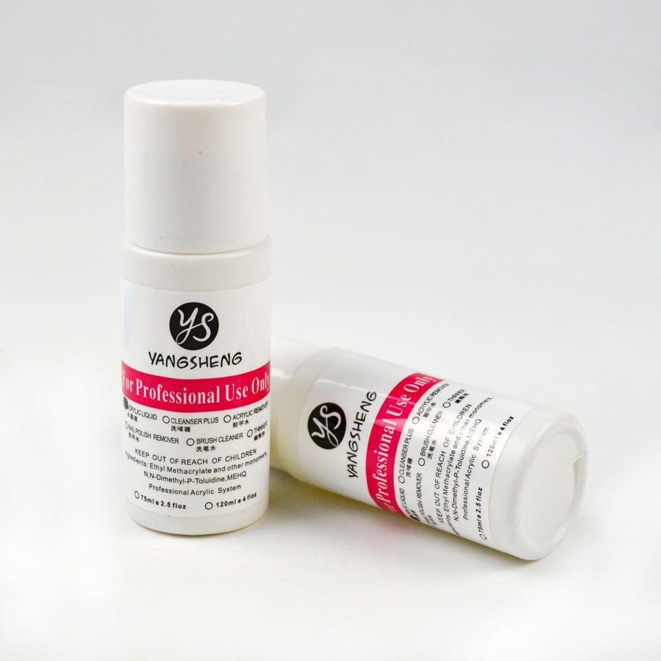 75 ml Acryl Flüssigkeit Monomer Acryl Pulver für Nägel Kristall ...