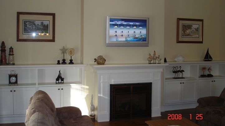 Large Wall Units Fireplace Allpages Building Supplies Materials Guelph Business
