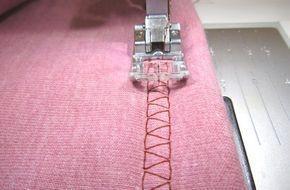 Jersey und Stretch mit der Nähmaschine verarbeiten | smillablog #sewingtechniques