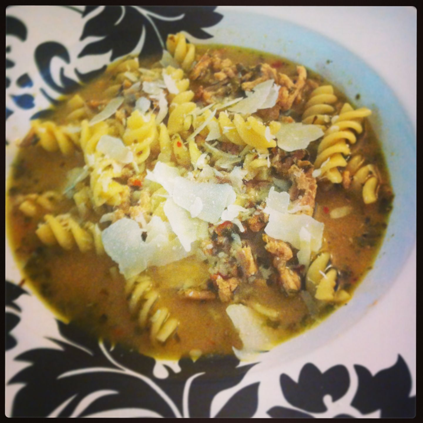 SIMPLE Italian Wedding Soup in the Crock Pot | lay off me i\'m ...