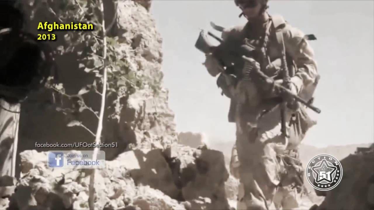세계의 군인들이 목격했다는 미스터리 UFO 공개된 영상들 모음. (그냥 재미로 보세요)