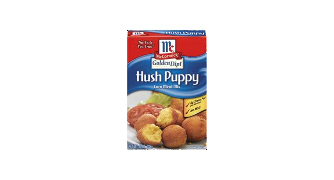 Hush Puppy Corn Meal Mix Dog Food Recipes Meals Hush Puppies