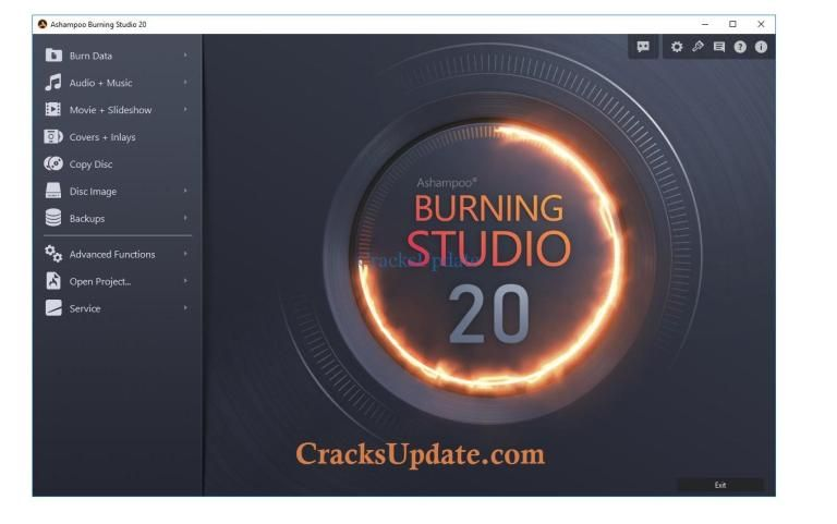 Ashampoo Burning Studio 20 0 0 Prerelease Pre Cracked Studio