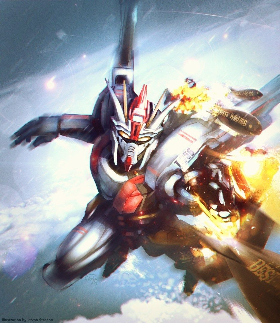 Anime Mecha Concept Art New movies to watch, Movies to