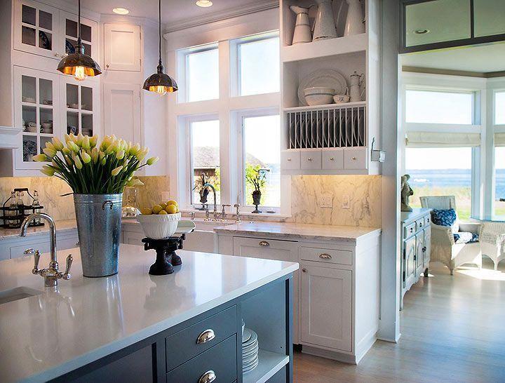 39 Big Kitchen Interior Design Ideas for a Unique Kitchen 2018