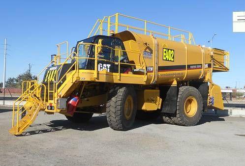 2007 Caterpillar 773F Service Truck for hire
