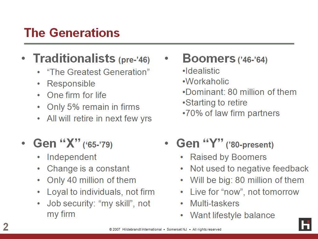 generation x characteristics - Google Search | UX - Generational ...