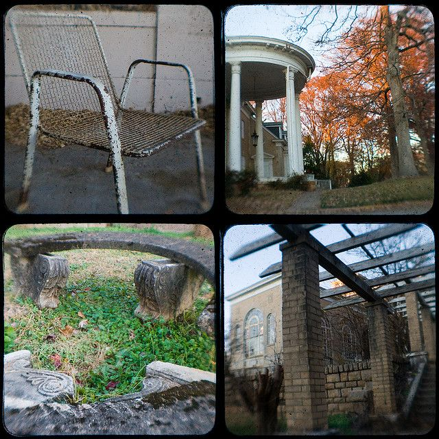 Outdoor Structures, Mansions
