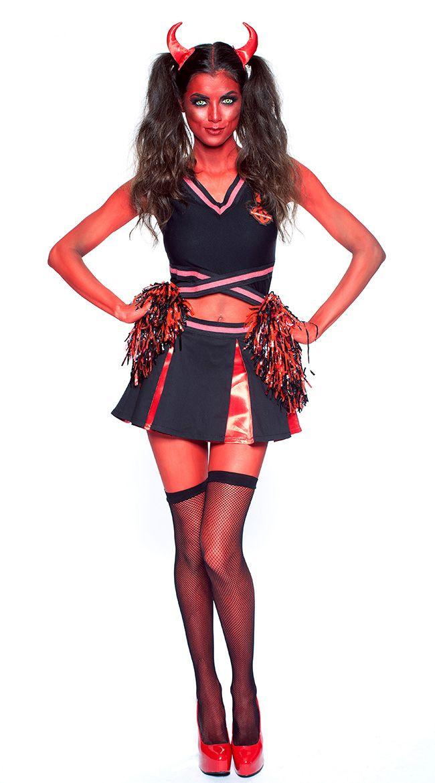 Another evil cheerleader idea | She Kills Monsters | Pinterest ...