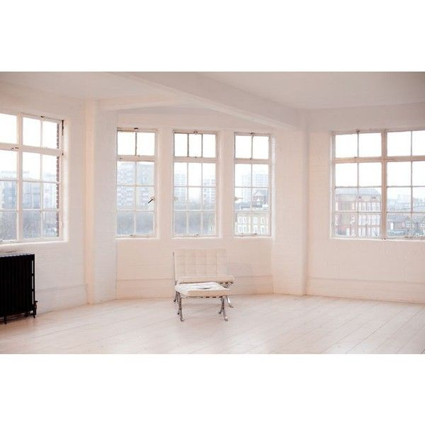 Liked On Polyvore Featuring Empty Rooms