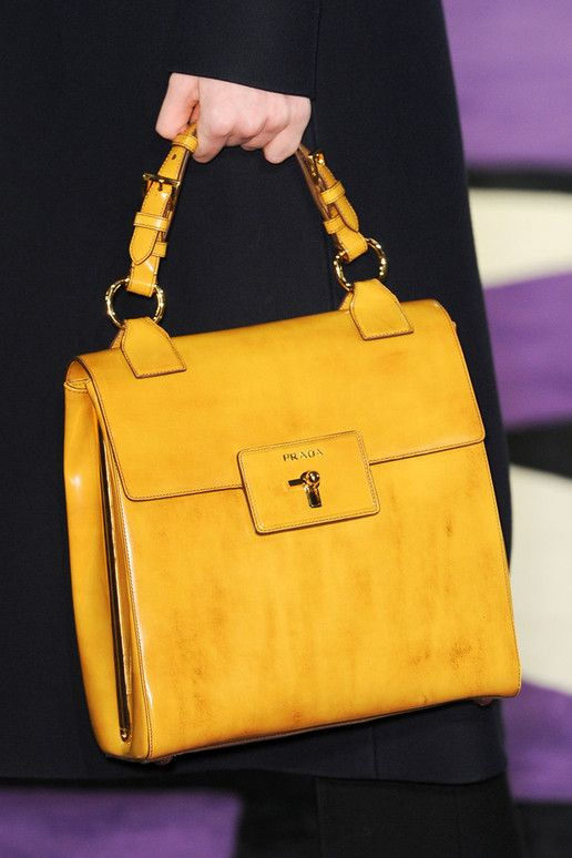 Handbags for Women by Prada Fall 2012 Collection
